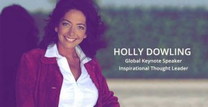 Holly Dowling Podcast, with guest speaker Lucy Millman